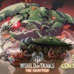Мир танков: раки